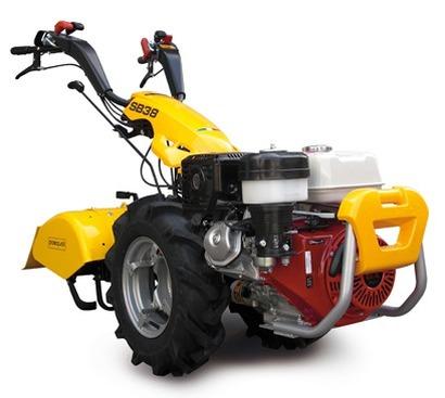 Motocoltivatore marca Pasquali tipo SB 38 Power Safe Diesel