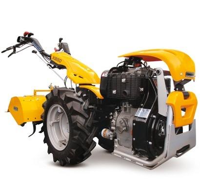 Motocoltivatore marca Pasquali tipo XB 50 Power Safe Diesel Lombardini 3LD510